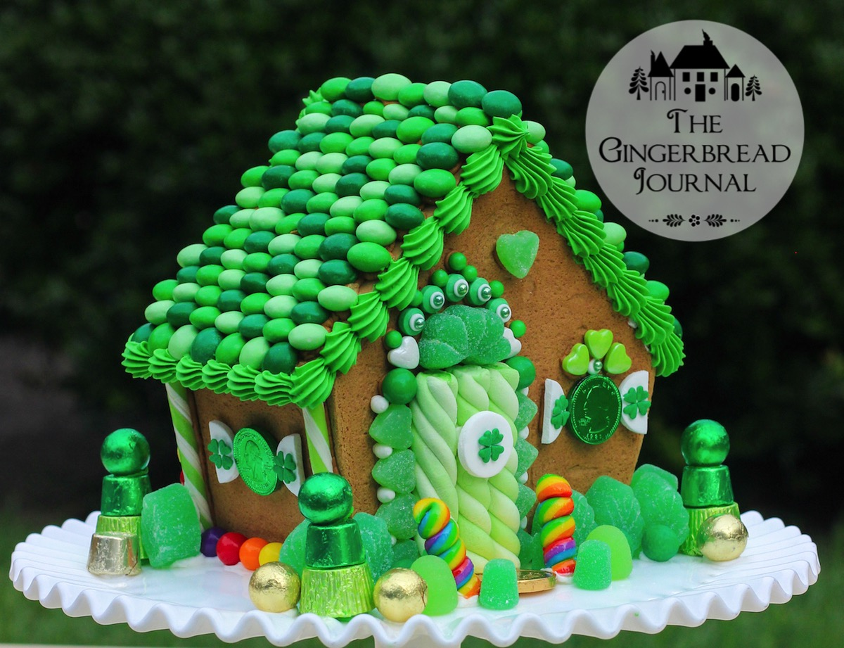 gingerbread house St. Patrick's Day 2015-28wm – The
